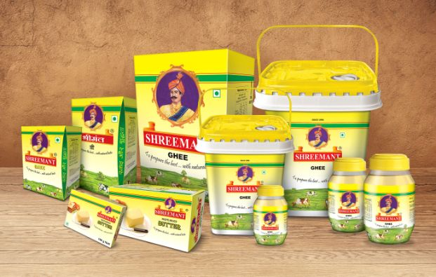 Shreemant Dairy Product - Shreemant dairy product in_indore
