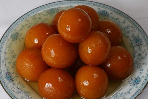 Gulab jamun - Gulab jamun Recipe